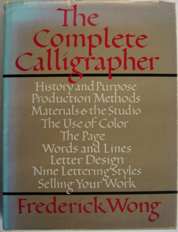 Image for The Complete Calligrapher