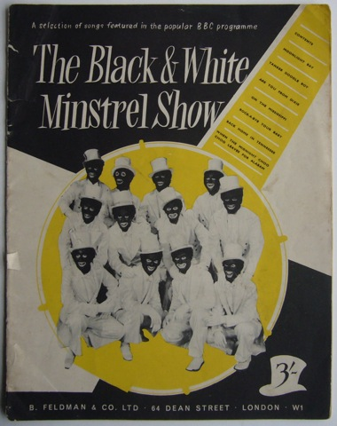 Image for A selection of songs featured in the popular BBC programme: The Black and White Minstrel Show.