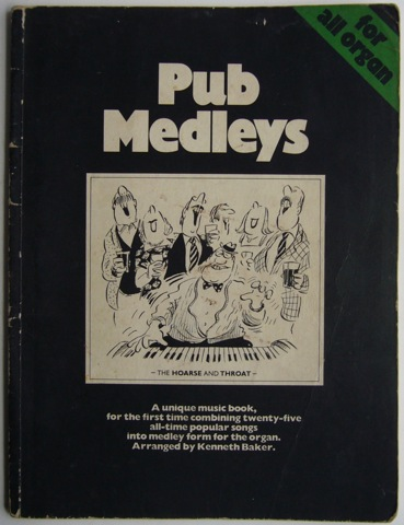 Image for Pub Medleys for all organ