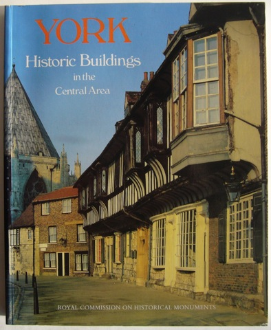 Image for York: Historic Building in the Central Area