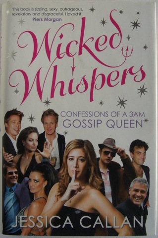 Image for Wicked Whispers: Confessions of a 3am Gossip Queen