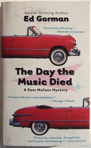 Image for The Day The Music Died. A Sam McCain Mystery.