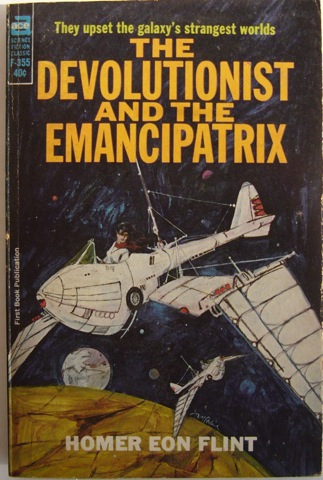 Image for The Devolutionist and The Emancipatrix