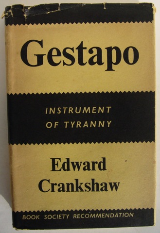 Image for Gestapo. Instrument of Tyranny.