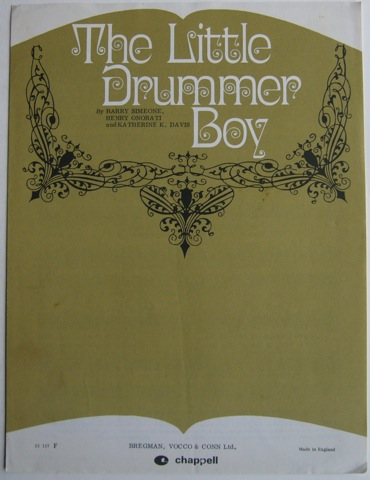 Image for The Little Drummer Boy