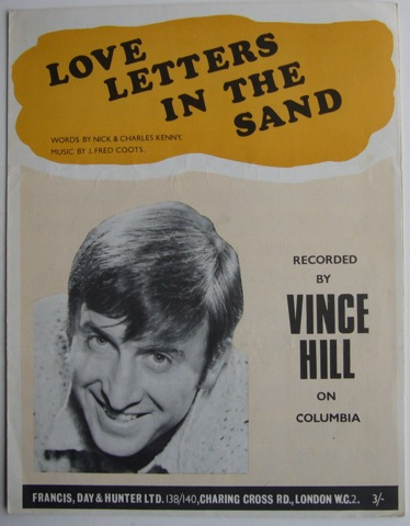 Image for Love Letters In The Sand