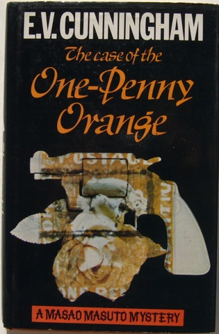 Image for The Case of the One-Penny Orange. A Masao Masuto Mystery