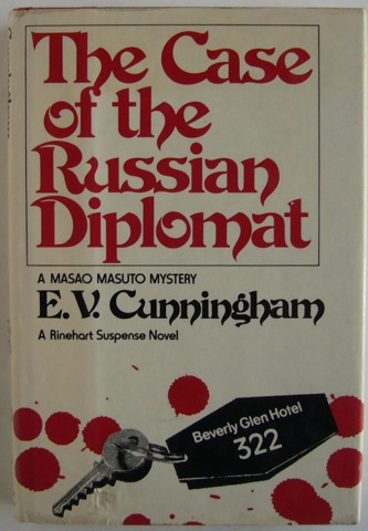 Image for The Case of the Russian Diplomat. A Masao Masuto Mystery.