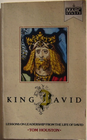 Image for King David. Lessons on Leadership from the Life of David