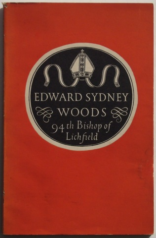 "Image for ""Edward Sydney Woods, 94th Bishop of Lichfield."""