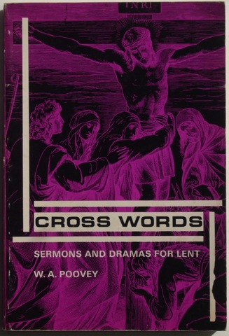 Image for Cross Words Sermons and Dramas for Lent