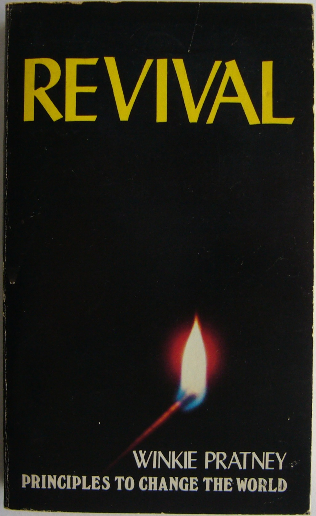 Image for Revival: Principles to Change the World