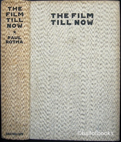 Image for The Film Till Now: A survey of the Cinema.