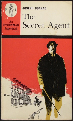 Image for The Secret Agent.
