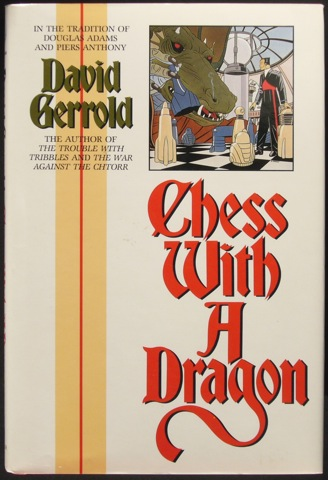 Image for Chess With A Dragon.