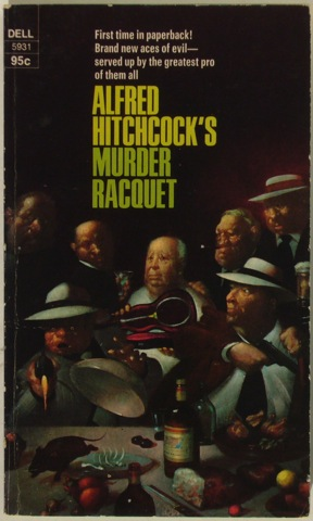 Image for Alfred Hitchcokc's Murder Racquet.