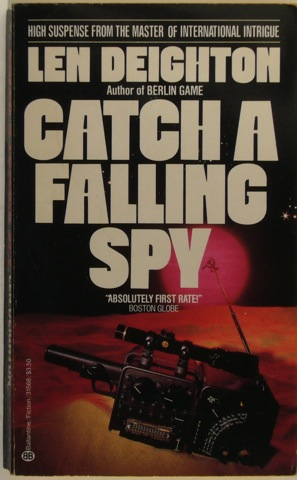 Image for Catch A Falling Spy.