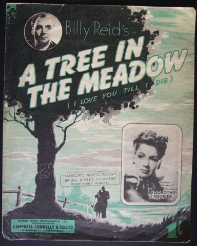 Image for A Tree In The Meadow (I Love You Till I Die).