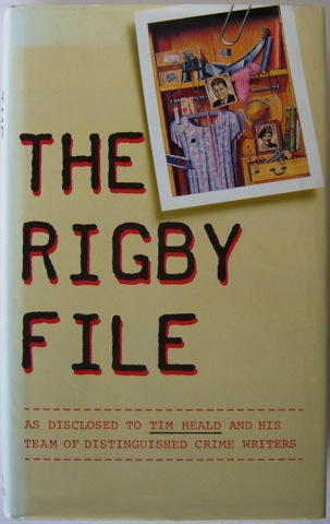 Image for The Rigby File.