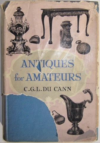 Image for Antiques For Amateurs.