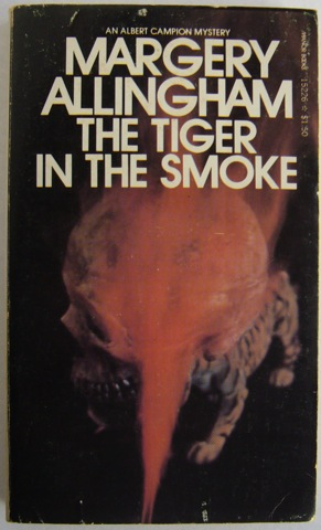 Image for The Tiger In The Smoke. An Albert Camion Mystery.