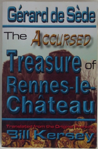 Image for The Accursed Treasure of Rennes-le-Chateau.