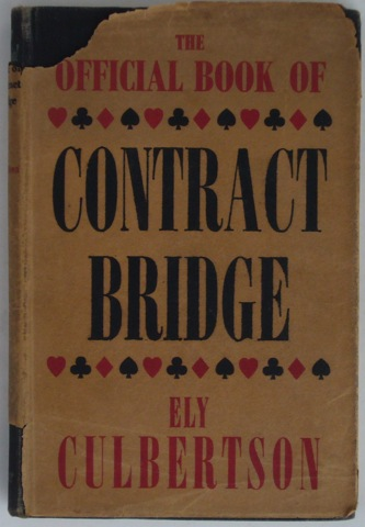 Image for The Official Book of Contract Bridge