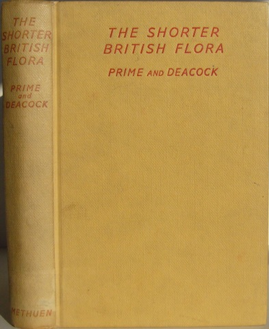 Image for The Shorter British Flora