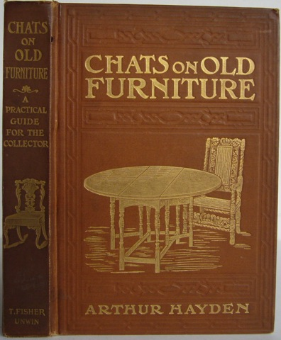 Image for Chats on Old Furniture: A Practical Guide for Collectors