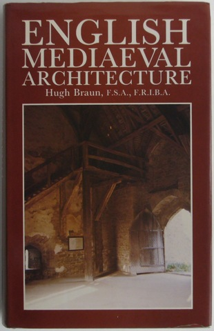Image for English Mediaeval Arhcitecture
