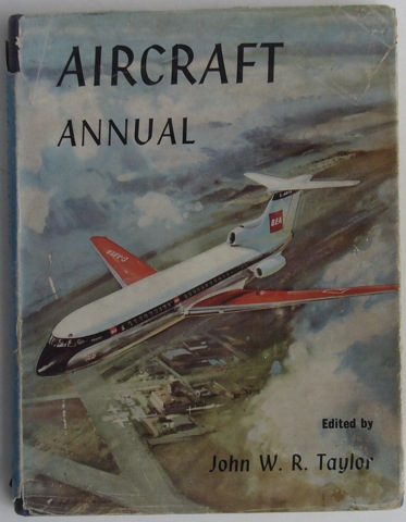 Image for Aircraft Annual 1962