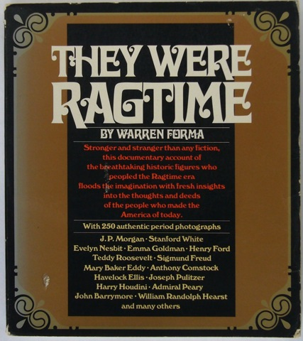 Image for They Were Ragtime