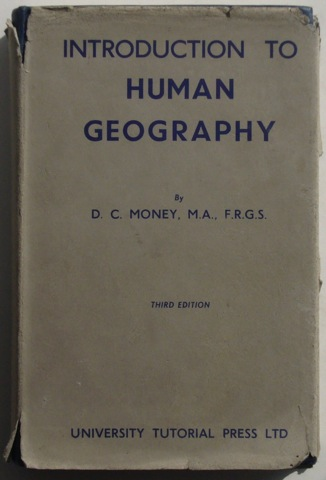 Image for Introduction to Human Geography