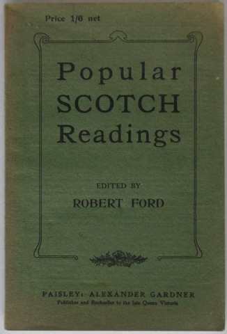 Image for Popular Scotch Readings