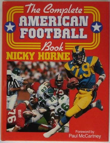 Image for The Complete American Football Book