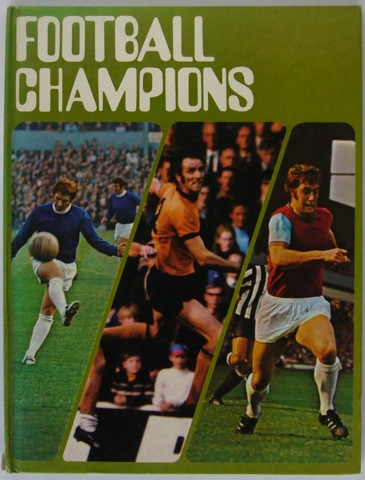 Image for Football Champions 70-71