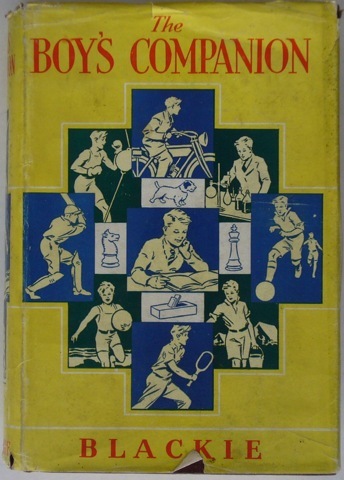 Image for The Boy's Companion