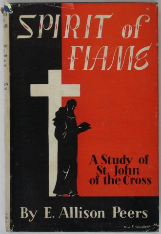 Image for Spirit of Flame: A Study of St. John of the Cross