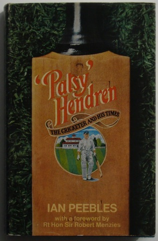 Image for Patsy' Hendren: The Cricketer and His Times