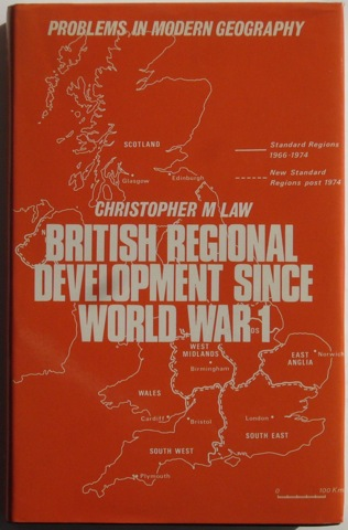 Image for British Regional Development Since World War 1
