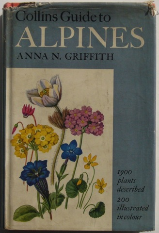 Image for Collins Guide to Alpines: 1900 plants described 200 illustrated in colour