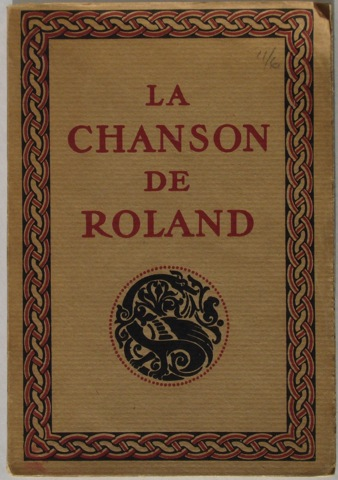 Image for La Chanson De Roland