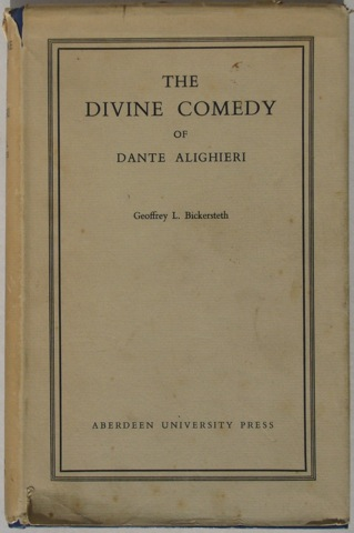 Image for The Divine Comedy of Dante Alighieri
