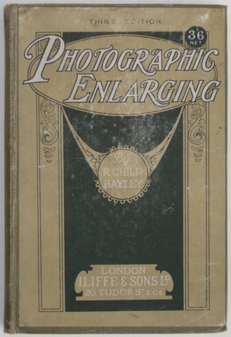 Image for Photographic Enlarging: A Handbook for Amateur Photographers