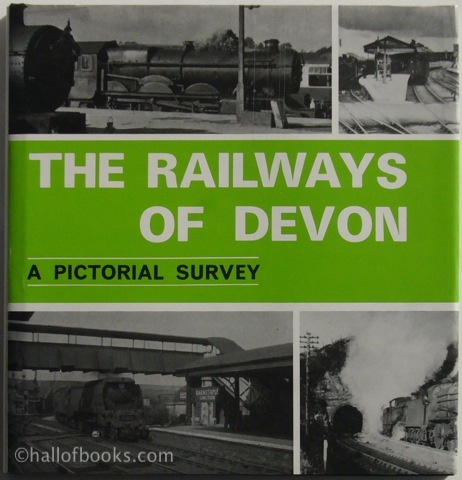 Image for The Railways of Devon: A Pictorial Survey