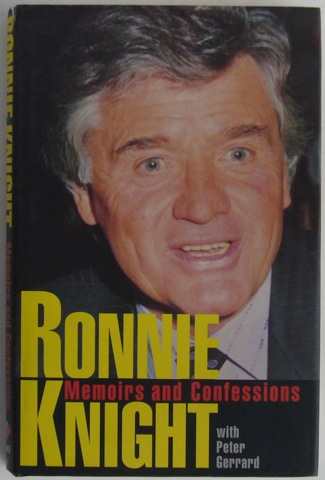 Image for Ronnie Knight: Memoirs and Confessions