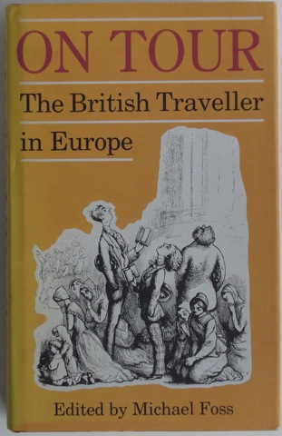 Image for On Tour: The British Traveller in Europe