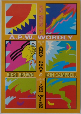 Image for The Words of A.P.W. Wordly