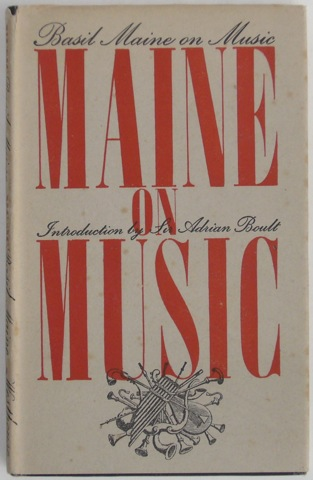 Image for Maine on Music