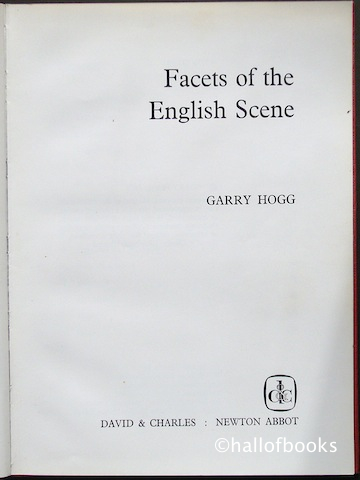 Image for Facets of the English Scene
